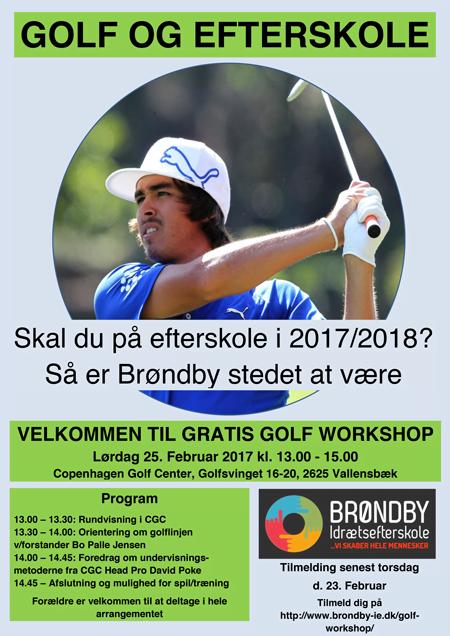 Plakat-Golf-Workshop